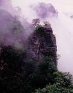 齐云山,安徽省,全国各省美景,石山 峭壁 雾松