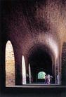 南京灵谷寺无梁殿,江苏省,全国各省美景,拱门 幽深 走廊