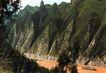 四川省0001,四川省,全国各省美景,峡谷 金沙江 陡峭