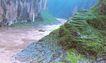 瞿塘峡,四川省,全国各省美景,湍急 水流 回旋