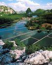 柳州新风景区,广西壮族自治区,全国各省美景,鱼溏 方格 模块