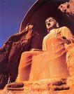 须弥山石窟,宁夏回族自治区,全国各省美景,云岗 石窟 佛尊