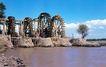 黄河风车,宁夏回族自治区,全国各省美景,水轮 灌溉 取水