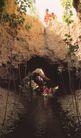 坎儿井,新疆维吾尔自治区,全国各省美景,陷阱 洞口 狩猎