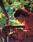 母爱,新疆维吾尔自治区,全国各省美景,维吾尔 妇女 育儿
