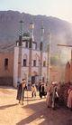 穆斯林朝圣地,新疆维吾尔自治区,全国各省美景,寺庙 信民 朝拜