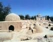 香妃墓地,新疆维吾尔自治区,全国各省美景,低矮 墓地 风俗