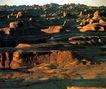 魔鬼城,新疆维吾尔自治区,全国各省美景,坟茔 群落 广阔