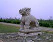 清东陵清西陵0065,清东陵清西陵,古代名胜,猛虎 石像 守护