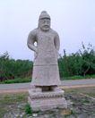 清东陵清西陵0067,清东陵清西陵,古代名胜,兵士 石人 树木