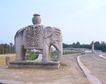 清东陵清西陵0078,清东陵清西陵,古代名胜,石象 背负 石缸