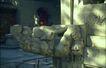 故宫内宫0074,故宫内宫,古代名胜,阳光 泄洒 石壁