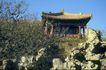 故宫内宫0093,故宫内宫,古代名胜,亭子 树木 假山