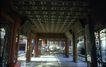 故宫内宫0095,故宫内宫,古代名胜,长廊 内宫 故宫