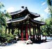 知春亭2,颐和园美景,古代名胜,凉亭 游客 绿色