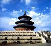 祈年殿2,颐和园美景,古代名胜,蓝天 天坛 名胜