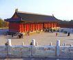 祈年殿10,颐和园美景,古代名胜,游客 观光 旅游