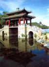 西堤六桥1,颐和园美景,古代名胜,公园 放松 心情