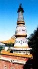 颐和园的塔3,颐和园美景,古代名胜,