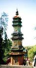 颐和园的塔4,颐和园美景,古代名胜,