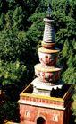 颐和园的塔5,颐和园美景,古代名胜,