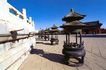 龙亭,颐和园美景,古代名胜,