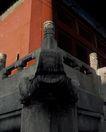 天坛礼堂长廊0052,天坛礼堂长廊,古代名胜,