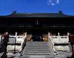 天坛礼堂长廊0065,天坛礼堂长廊,古代名胜,宫殿 台阶 游人