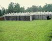 天坛礼堂长廊0071,天坛礼堂长廊,古代名胜,浅草 石栏 悬空