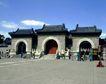 天坛礼堂长廊0079,天坛礼堂长廊,古代名胜,门首 外景 拍摄
