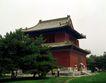 天坛礼堂长廊0085,天坛礼堂长廊,古代名胜,古老 名景 闻名