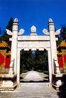 棂星门,明陵幽景,古代名胜,牌坊 汉白玉 砌筑