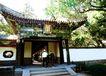 邀月门,明陵幽景,古代名胜,房屋 游客 参观