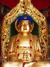 长城佛像0064,长城佛像,古代名胜,如来 佛祖 塑像