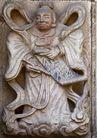 长城佛像0080,长城佛像,古代名胜,天庭 神仙 袍带