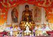 长城佛像0092,长城佛像,古代名胜,菩萨 供奉 寺庙