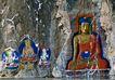 长城佛像0097,长城佛像,古代名胜,石窟 佛像 艺术