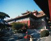 故宫内景0069,故宫内景,古代风景,香炉 寺院 庙宇