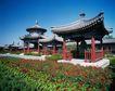 故宫内景0078,故宫内景,古代风景,楼阁 红漆 亭台
