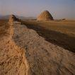 地方名胜0070,地方名胜,古代风景,黄土 高坡 风光