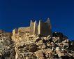 古代艺术0035,古代艺术,古代风景,古迹 石墙 石壁