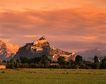 古代艺术0038,古代艺术,古代风景,天气 彩霞 景色