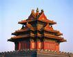 旅游景点0024,旅游景点,古代风景,小楼 屋顶 屋檐