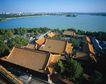 旅游景点0036,旅游景点,古代风景,屋顶 屋顶 湖水
