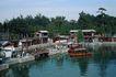 旅游景点0067,旅游景点,古代风景,水乡 小船 画舫