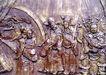 佛像雕刻0216,佛像雕刻,古代风景,人物画像 玉帝