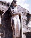 佛像雕刻0242,佛像雕刻,古代风景,石壁 雕像 少女