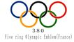 奥林匹克0002,奥林匹克,世界标识,奥林匹克 运动会 运动五环