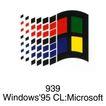 电脑软件0014,电脑软件,世界标识,Windows 版本 95版