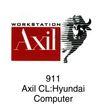 电子计算机0009,电子计算机,世界标识,斗牛 Axil 911